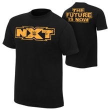 """NXT """"The Future Is Now"""" Authentic T-Shirt"""