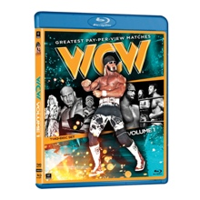 WCW Greatest PPV Matches Volume 1 Blu-ray