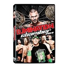 WWE Elimination Chamber 2014 DVD