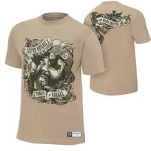 """Wyatt Family """"Family of Freaks"""" Authentic T-Shirt"""