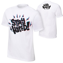"Mojo Rawley ""Stay Hyped"" NXT Authentic T-Shirt"