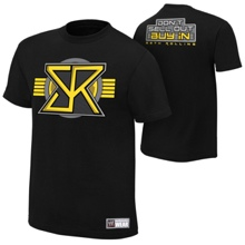 "Seth Rollins ""Buy In"" Authentic T-Shirt"