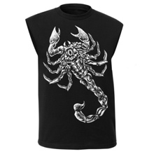 "Sting ""Scorpion"" Muscle T-Shirt"