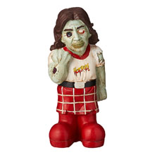 Rowdy Roddy Piper Collectible Zombie Figure