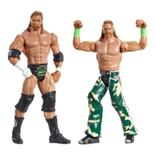 WWE 2K15 Shawn Michaels and Triple H Battle Pack Figures