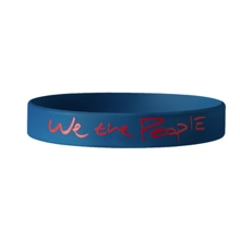 "Jack Swagger ""We The People"" Silicone Bracelet"