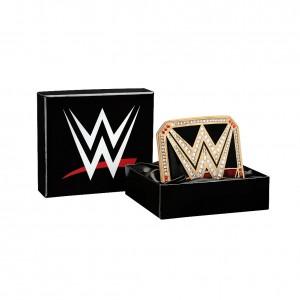 WWE World Heavyweight Championship Belt Buckle