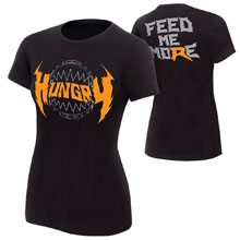 """Ryback """"Hungry"""" Women's Authentic T-Shirt"""