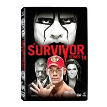 WWE Survivor Series 2014 DVD