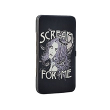 "Paige ""Scream For Me"" Women's Wallet"