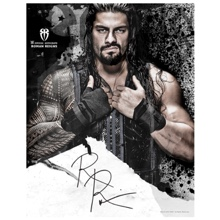 "Roman Reigns 11"" x 14"" Signed Photo"