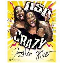 "The Usos 11"" x 14"" Signed Photo"