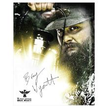 """Bray Wyatt 11"""" x 14"""" Signed Photo"""