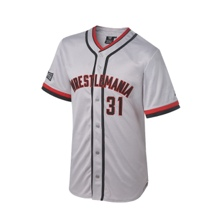 WrestleMania 31 Youth Baseball Jersey