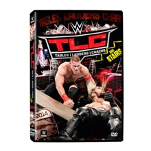 WWE TLC 2014 DVD