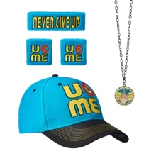 "John Cena ""Throwback"" Accessory Package"