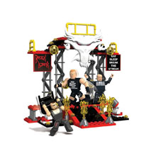 Brock Lesnar's Entrance Stackdown Playset