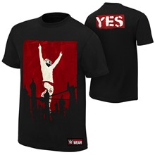 "Daniel Bryan ""Yes Revolution"" Authentic T-Shirt"