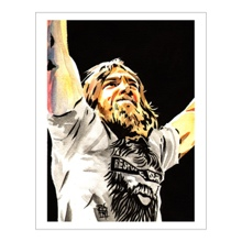 Daniel Bryan 11 x 14 Art Print