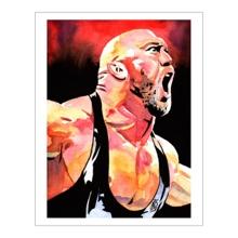 Ryback 11 x 14 Art Print