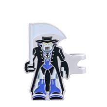 Undertaker Robot Hat Clip