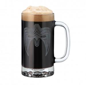 Ultimate Warrior 16 oz Glass Mug