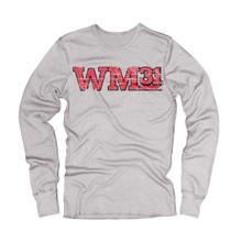 WrestleMania 31 Grey Youth Long Sleeve T-Shirt