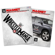 WrestleMania 31 Car Magnet