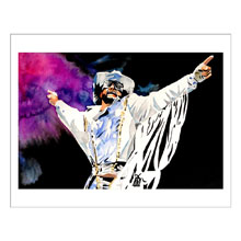 Macho Man 11 x 14 Art Print