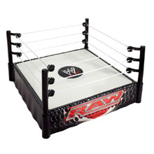 Raw Superstar Ring Playset