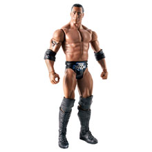 The Rock WrestleMania 31 Heritage Series Action Figure