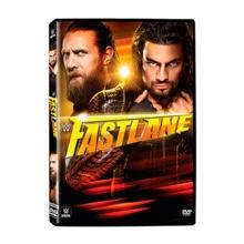 WWE Fastlane 2015 DVD
