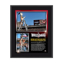 Daniel Bryan WrestleMania 31 10 x 13 Photo Collage Plaque