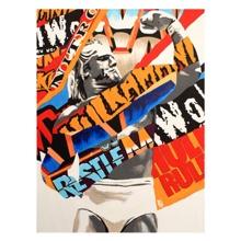 Hulk Hogan 11 x 14 Art Print