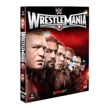 WrestleMania 31 DVD