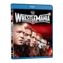WrestleMania 31 Blu-ray