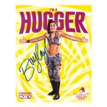 "Bayley 11"" x 14"" Signed Photo"
