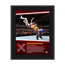 Ryback Extreme Rules 10 x 13 Photo Collage Plaque