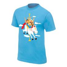 """Four Horsemen """"Carousel"""" T-Shirt"""