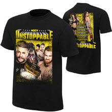 NXT TakeOver: Unstoppable 2015 Event T-Shirt