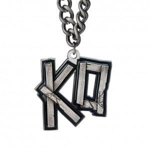 "Kevin Owens ""KO"" Pendant"