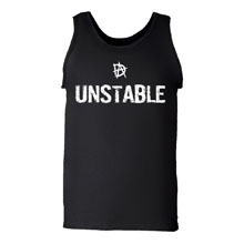 "Dean Ambrose ""Unstable"" Men's Tank Top"