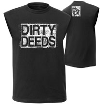 "Dean Ambrose ""Dirty Deeds"" Muscle T-Shirt"