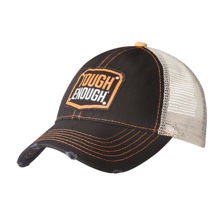 Tough Enough Trucker Hat