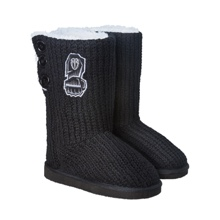 Roman Reigns Women's Button Boots