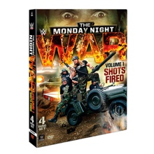 Monday Night War Vol. 1: Shots Fired DVD
