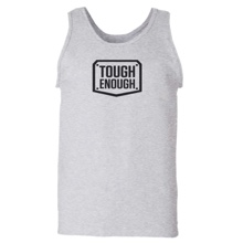 Tough Enough Athletic Heather Men's Tank Top