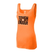 Tough Enough Logo Women's Tank Top