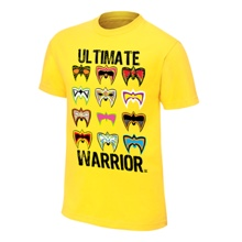 "Ultimate Warrior ""I Am The Ultimate Warrior"" T-Shirt"