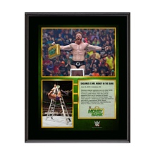 Sheamus Money in the Bank 10 x 13 Photo Collage Plaque